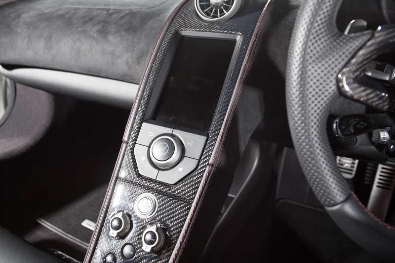 汽车多媒体控制按钮