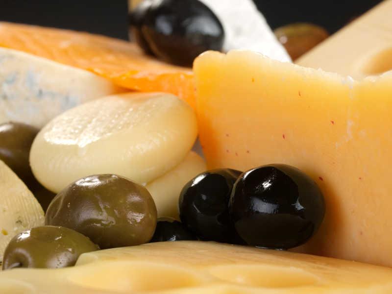 天然的奶酪制品