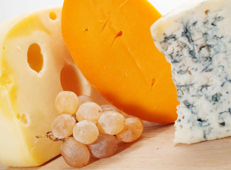 营养的奶酪制品