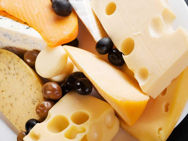 纯天然的奶酪