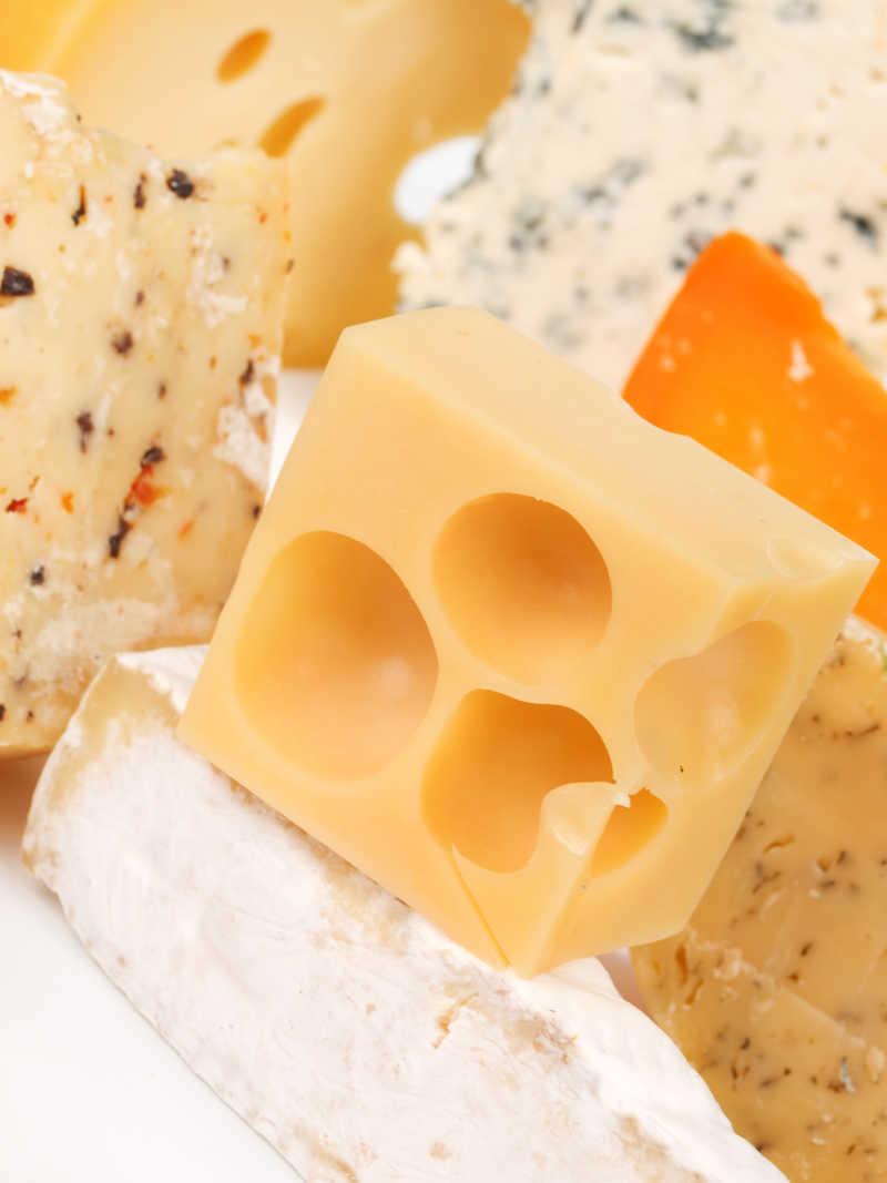 营养丰富的奶酪制品