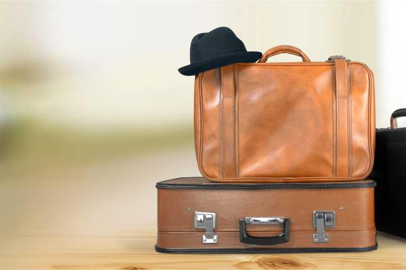 旅游行李箱