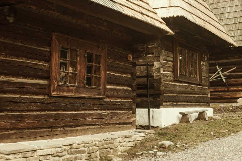 古老的木屋