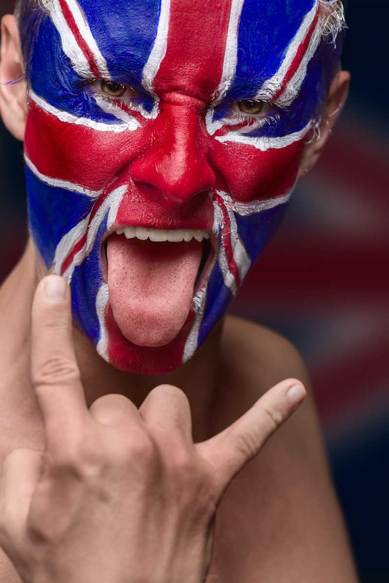疯狂的英国球迷