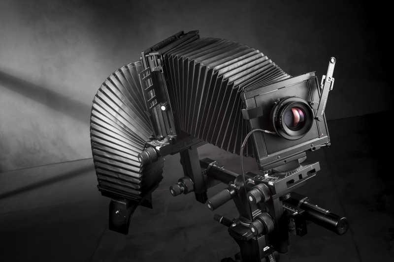 老旧的相机