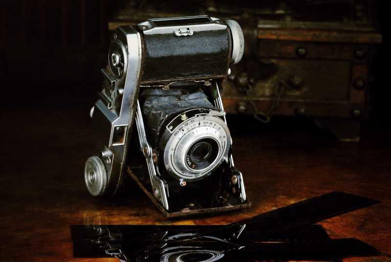 古老的相机