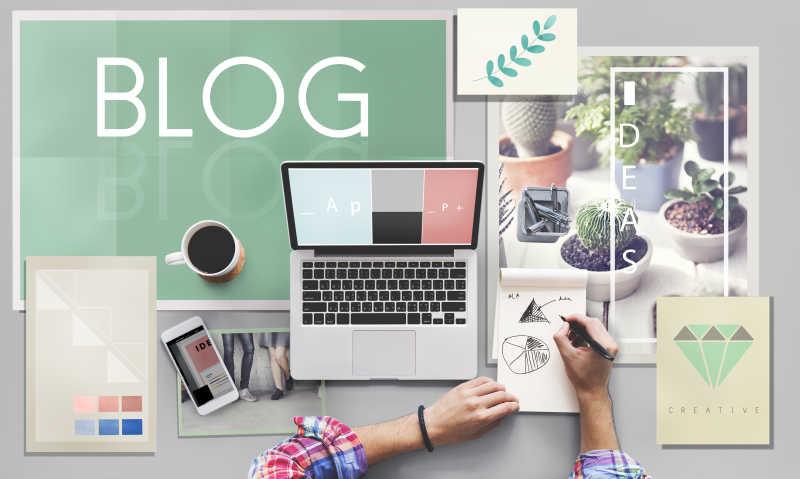 博客创意概念