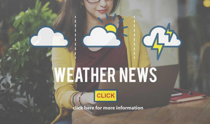 互联网新闻信息预测气候日报