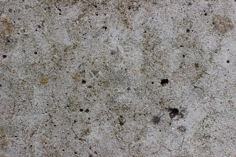 灰色混凝土墙面
