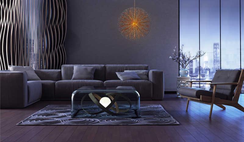 现代居室室内设计