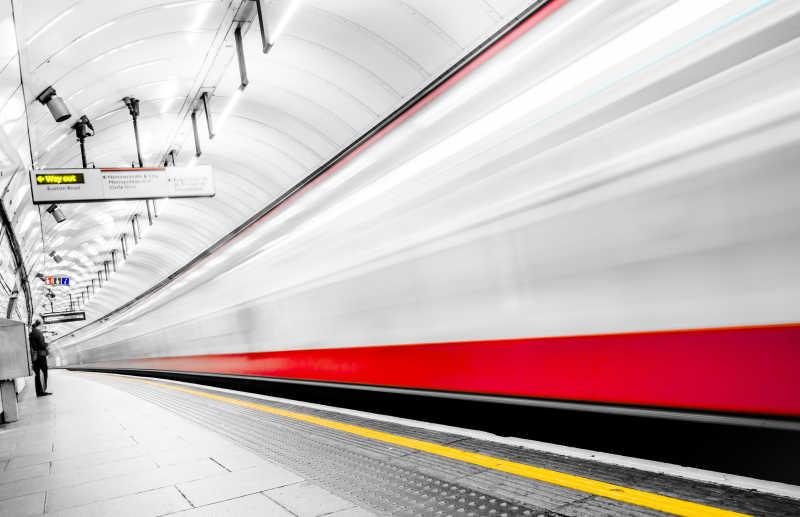 伦敦的地铁