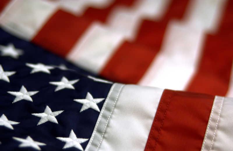 美国国旗背景
