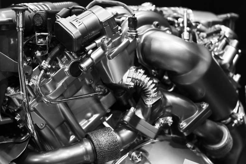 柴油发动机构造