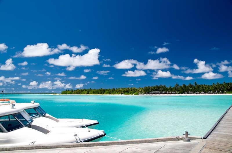 马尔代夫的港口