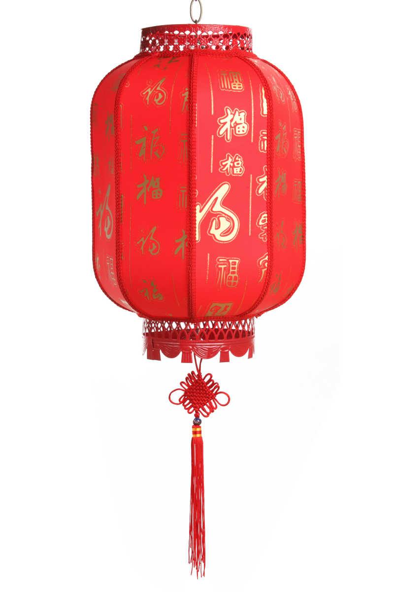 中国节日里的红灯笼