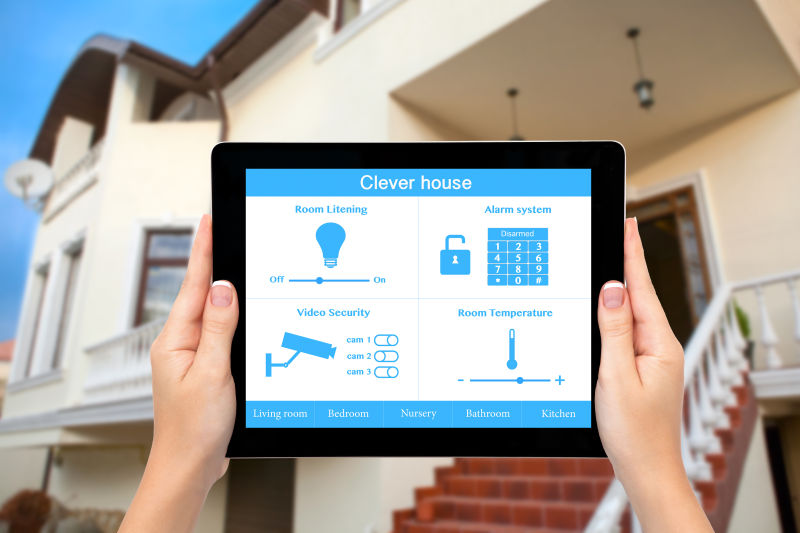 平板电脑与智能房屋