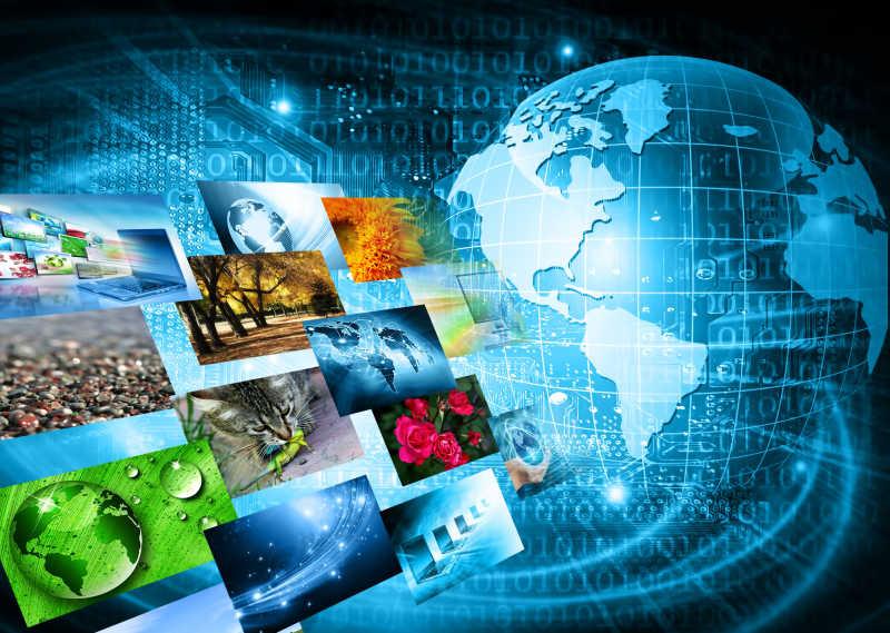 全球商业最佳互联网概念