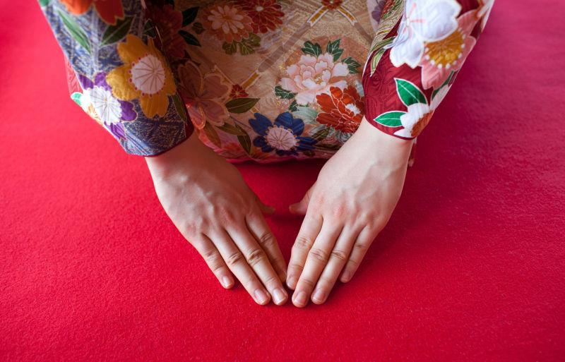 日本礼仪文化