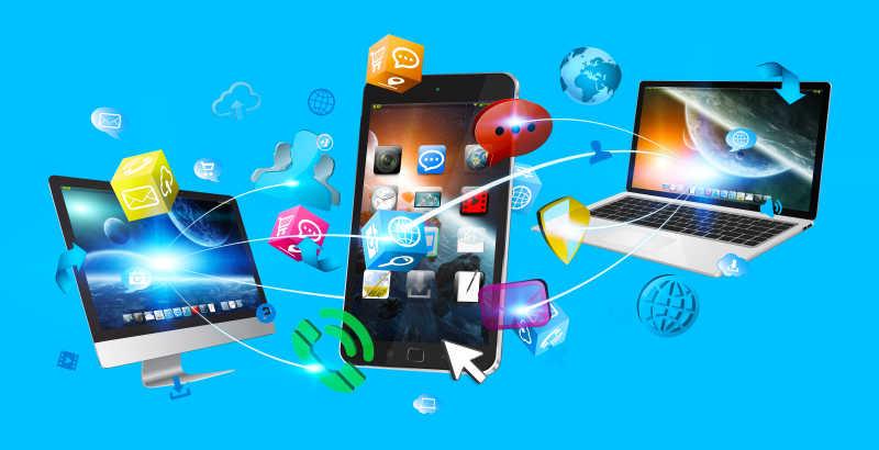 电子设备之间的相互连接技术
