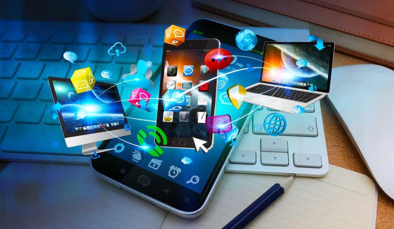 手机连接笔记本和电脑的技术