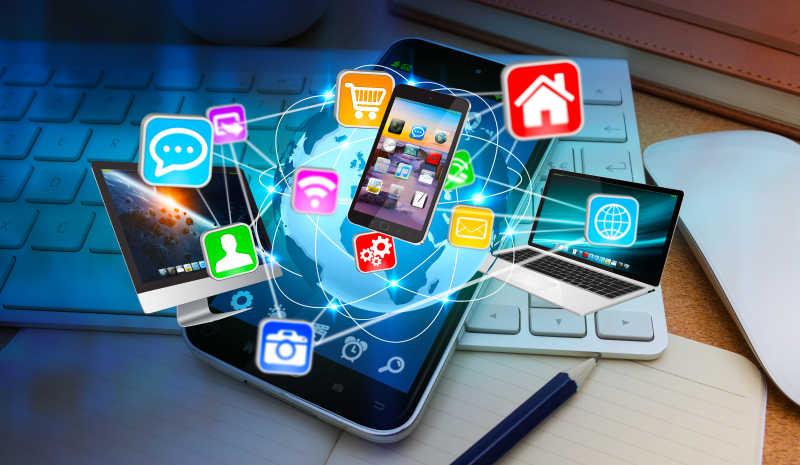 各种网络设备的连接技术