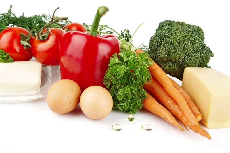 富含维生素A的食物