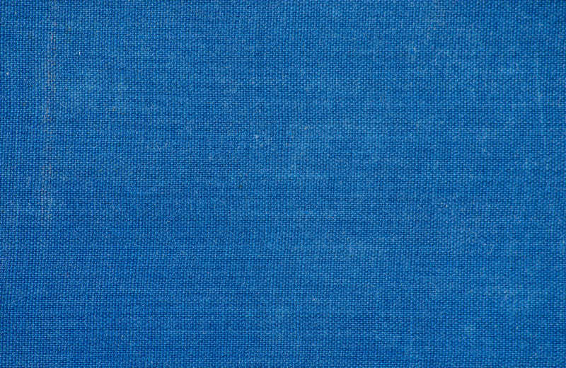 蓝色纺织布料