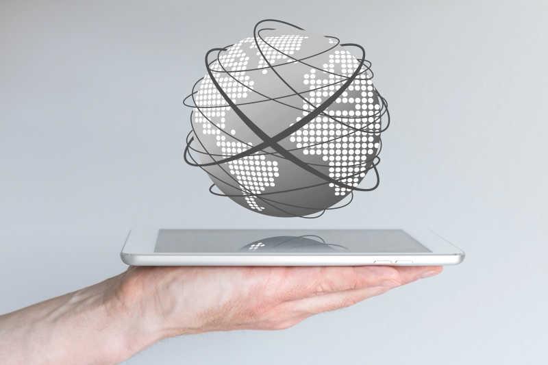 移动信息全球化概念