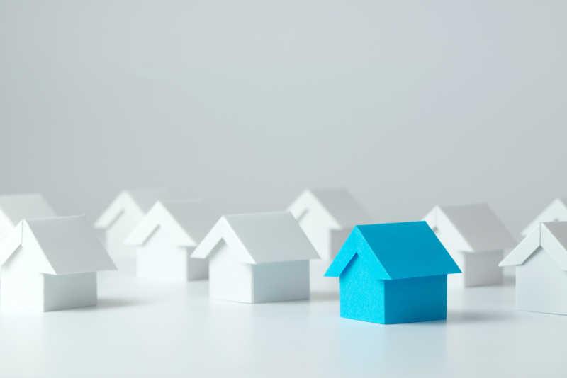 房地产行业中的房子