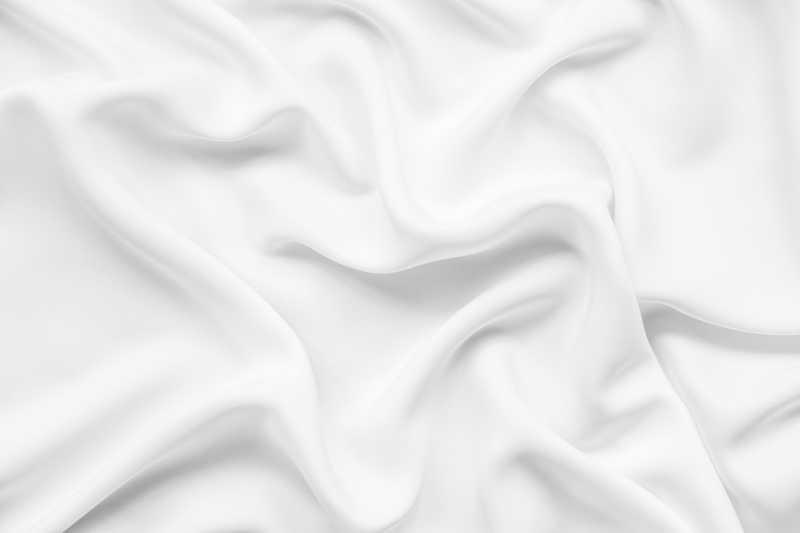 乳白色丝绸