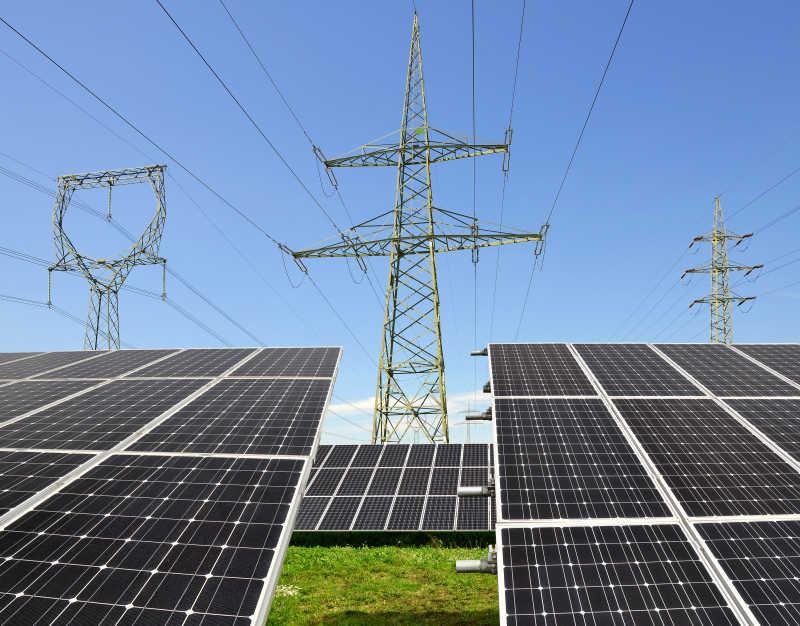 太阳能塔式发电
