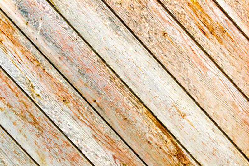 木制旧泥灰板纹理