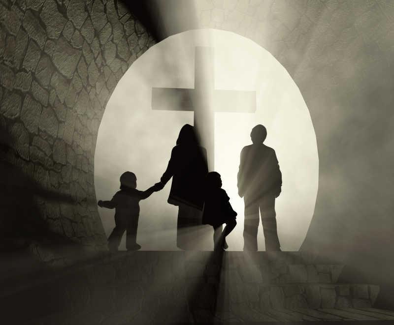 通往上帝的道路