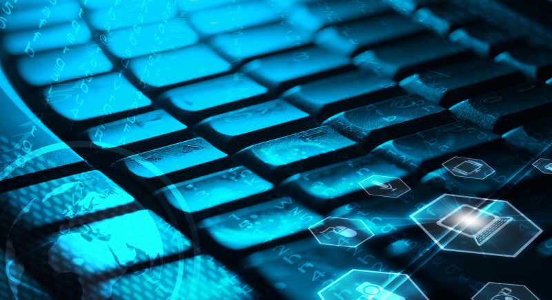 多媒体图标与键盘的双重曝光