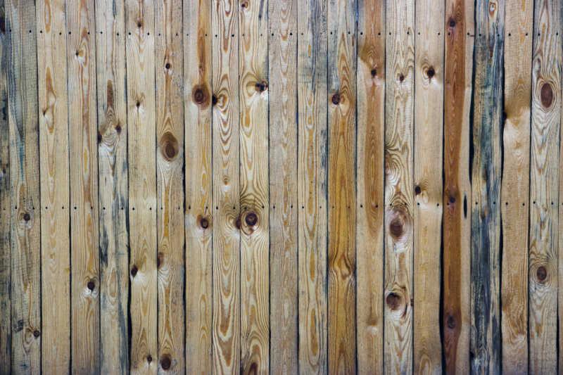 五彩缤纷的木材纹理