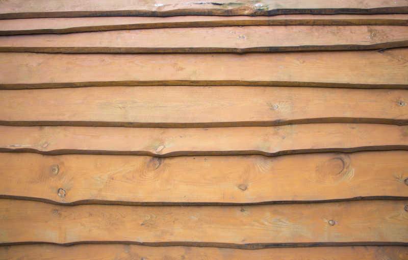 不均匀的木板材纹理