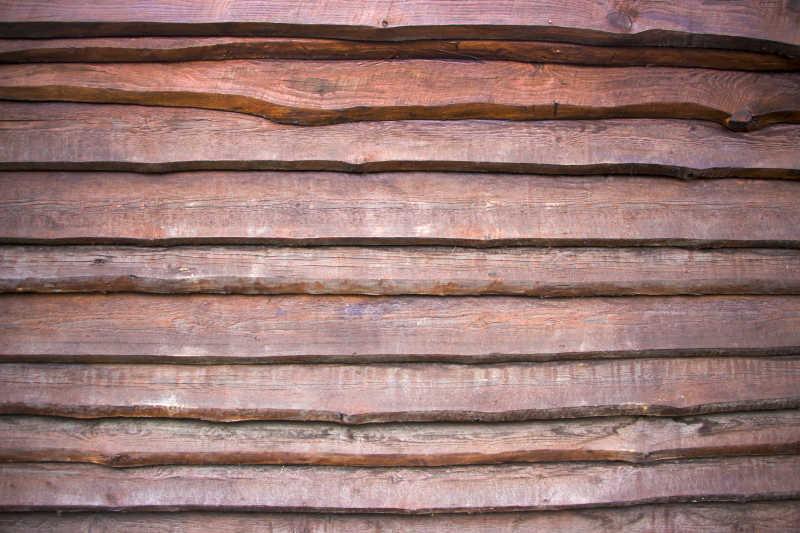 老式木棕色木板纹理