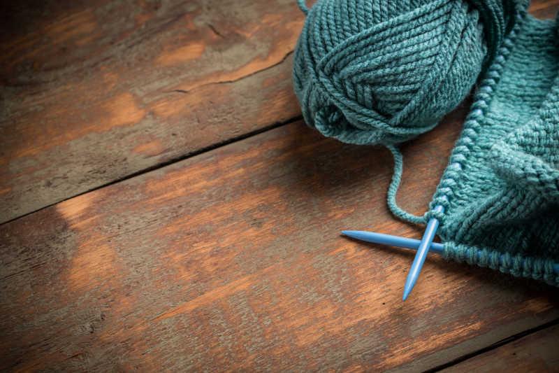 伍伦线与织针