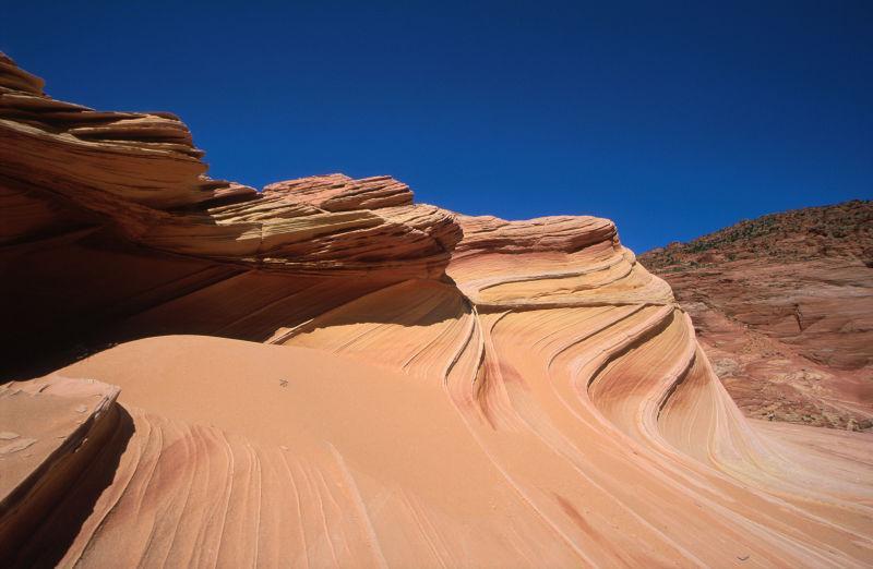 狼的山崖在悬崖荒野地区