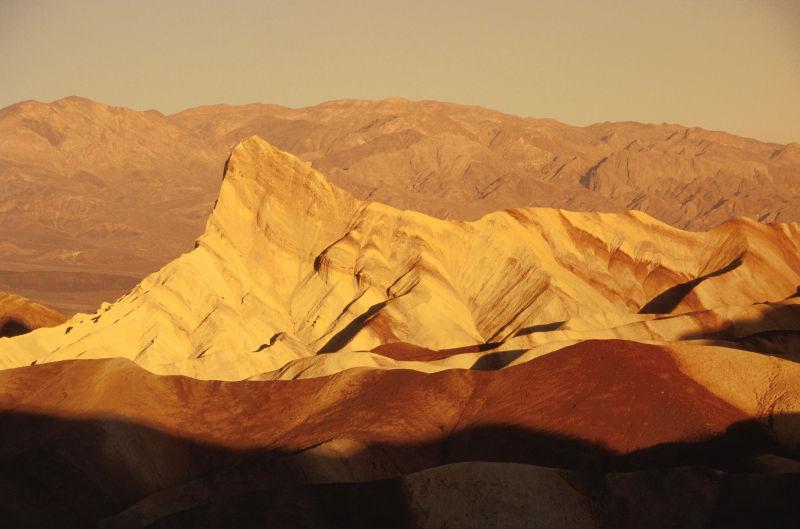 死亡谷国家公园萨布里斯基点