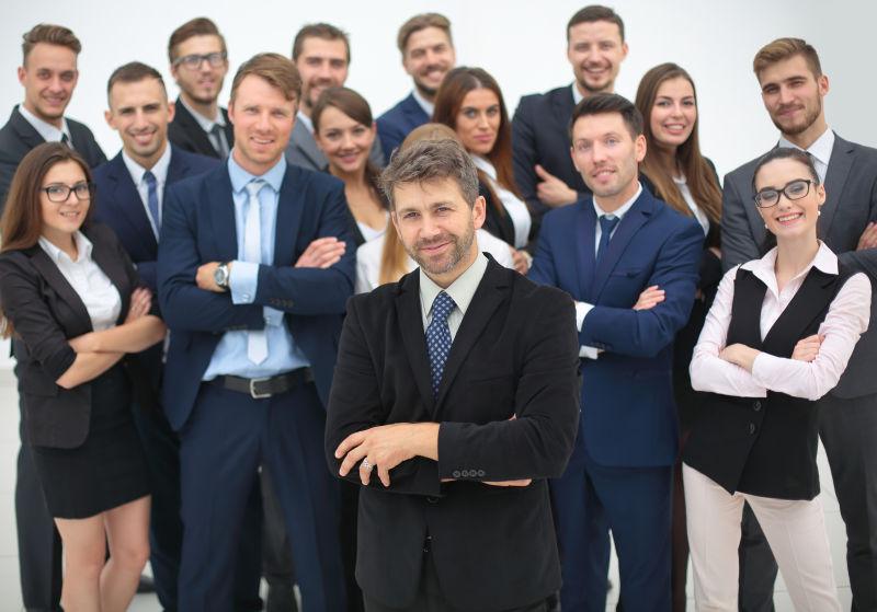 商务专业人士