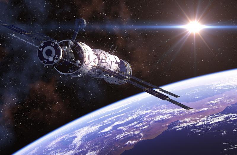 3D国际空间站