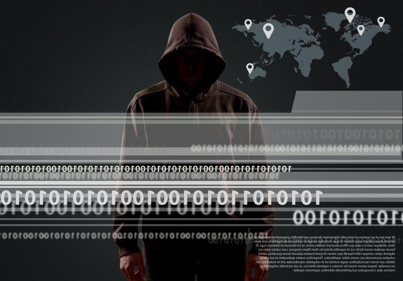 生活在0101虚拟世界的计算机黑客