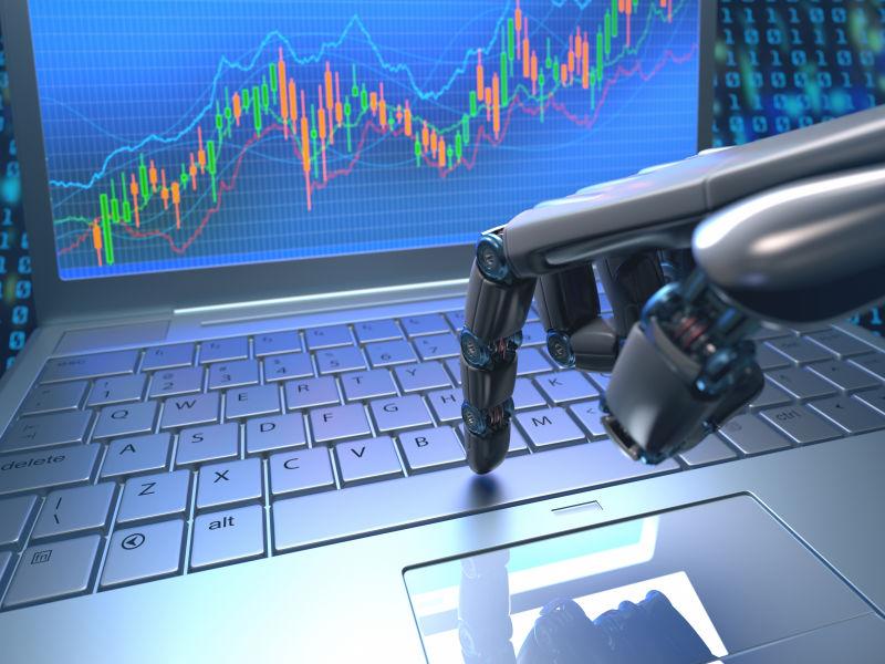 机器人与股市