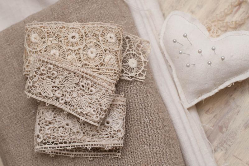 古代花边织物