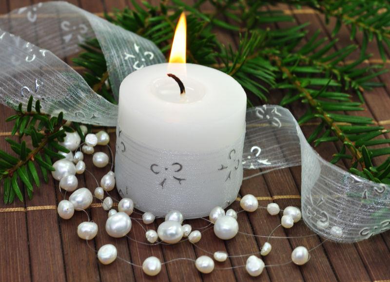 圣诞节的装饰