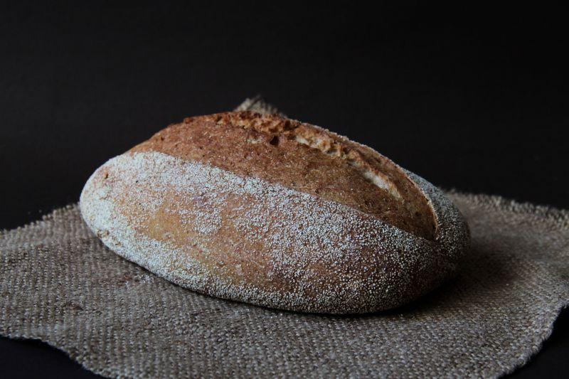 看上去很新鲜的手工面包