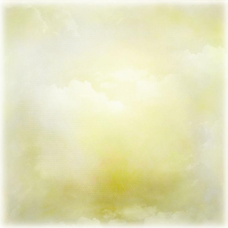 浅黄色混合油画背景纹理