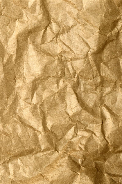 皱折纸张背景