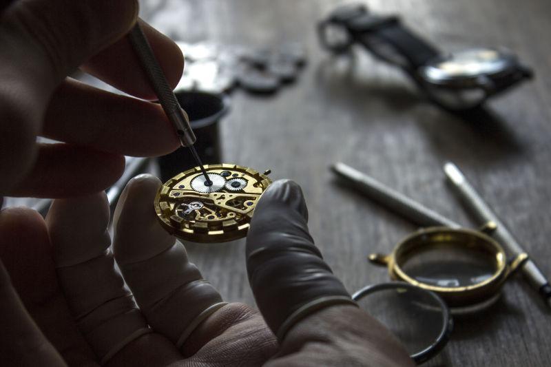 机械钟表修理